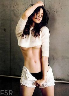 Emmy Rossum Sees a Spider Lurk... is listed (or ranked) 2 on the list The 29 Hottest Emmy Rossum Photos