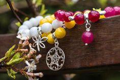 wiosna  #Lapide #inspiracje #moda #kamienienaturalne #biżuteria #bransoletk i#dodatk i#srebro #wiosna #jewellery #jewelry #bransoletka #lifestyle #stars