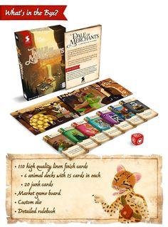Dale of Merchants: Kickstarter