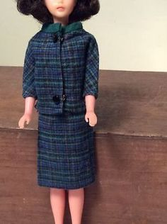 Vintage-Tressy-doll-Shopping-in-Town-Outfit-1962