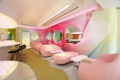 Futuristic Restaurant Interiors | 40 One-of-a-Kind Dining Experiences - From Treehouse Restaurants to ...