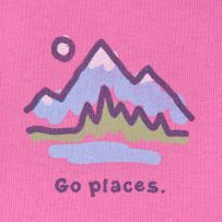 Go Places! I love to travel! Especially enjoying the outdoors! My goal is to go to all the National Parks in the US! #Lifeisgood #Dowhatyoulike