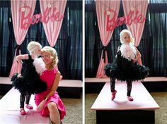 Fashion Runway The Lundyn Barbie Birthday Party by LundynBridge Events