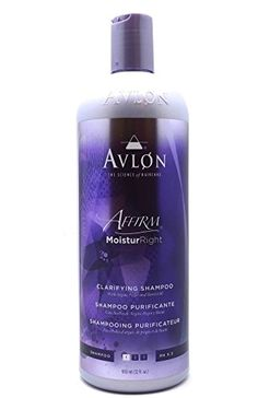 Avlon Affirm Moistur Right Clarifying Shampoo  32 oz *** You can find more details by visiting the image link.
