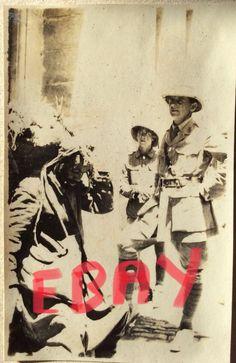 1917 Jerusalem London Field Ambulance photograph original  | eBay
