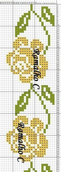 Folk Art Towels For Kitchen Cross Stitch Numbers, Cross Stitch Borders, Cross Stitch Baby, Cross Stitch Flowers, Cross Stitch Designs, Cross Stitching, Cross Stitch Embroidery, Hand Embroidery, Cross Stitch Patterns