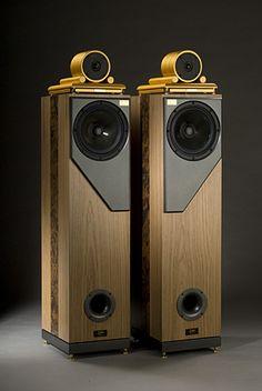 """""""Loudspeaker System - Jazz Cafe , High End Loudspeakers"""" !...  http://abot.me/Samissomar"""