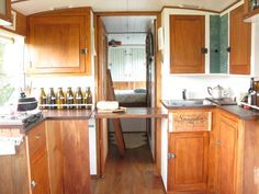 Skoolie bus conversion - We bought an old schoolbus and converted it to the home of our dreams. We've been on the road since May 2014 and are planning to travel around all of New Zealand in Liberty for about a couple of years or so. To kill time, we do web and graphic design as FutureNature.co.nz and are creating memories for our two boys.