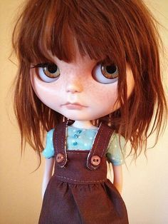 Blythe dolls on Pinterest | Redheads, Freckles and Red Hair