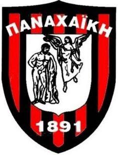 Panachaiki F. Soccer Logo, Soccer Teams, Football Mexicano, Juventus Logo, Porsche Logo, Football Team, Mustang, Badge, Logos