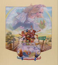 Classic Movie Posters by Drew Struzan