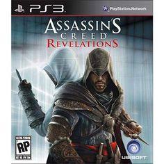 Assassins Creed Revelations PS3. R$99.90