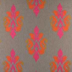 Myfabrics.co.uk - Kilim 2 - Polyester - Viscose - brown 2.9 m wide