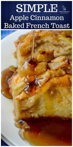 Sunday mornings are made for breakfasts like this! Warm, soft, sweet and delicous #frenchtoast #breakfastrecipes