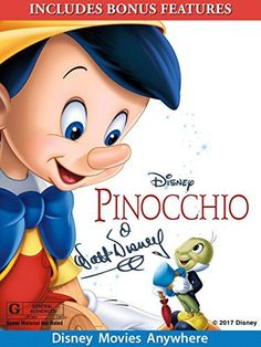 Pinocchio 1940 With Bonus Content ** See this great product.