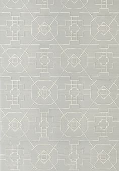 EAST GATE, Grey, T41150, Collection Grasscloth Resource 3 from Thibaut