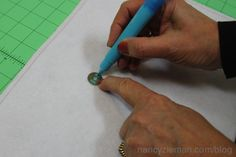Nancy Zieman, Sewing With Nancy, shares tips on how to cut with a rotary cutter. Learn how to use the cutter for quiltling, sewing and crafting. Sewing Tools, Sewing Hacks, Sewing Tutorials, Sewing Crafts, Sewing Projects, Sewing Ideas, Sewing With Nancy, Nancy Zieman, Rotary Cutter