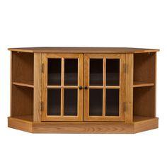 Wide Screen TV Cabinet Woodworking Plan | TV Stands