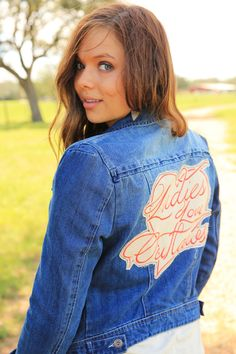 LADIES LOVE OUTLAWS DEMIN - Junk GYpSy co.