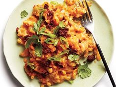 Sweet Potato Chile Mac