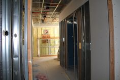Construction Progress as of Jan. 11th | Fourth Floor