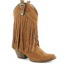 Volatile Womens Hillside western style boot