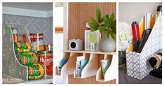 Magazine holders, They come in all different materials such as metal, cardboard, wood or some other materials but here is a great way to reuse them for something other than they was meant for. Get creative and clever to use a magazine holder in just about every room of the house to make your life a little more organized this year!