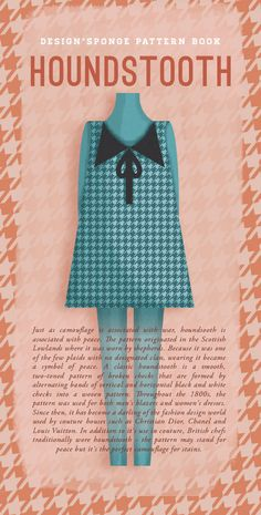 D*S Pattern Book: Houndstooth
