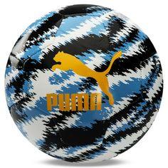 Puma Man City Iconic Big Cat Ball Soccer Football Multi-Color 08349409 Size 5 | eBay
