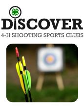 Discover 4-H Shooting Sports Clubs