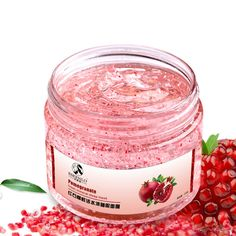 1pcs Red Pomegranate Sleeping Mask Face Care Whitening Dark Spot Remover Facial Mask Anti Wrinkle Aging Skin Care Face Mask H7 //Price: $US $4.78 & FREE Shipping //     #hashtag4