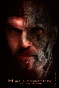 Tyler Mane, Halloween, Movie Posters, Movies, 2016 Movies, Film Poster, Films, Popcorn Posters, Film Books