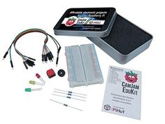 http://pifactory.co.za/node/285 CAMJAM Kit for Raspberry Pi   PiFactory