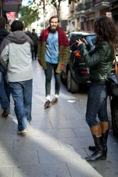 #streetstyle #madrid