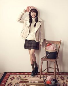 Grown up Kim So Hyun ~ so pretty and with legs all the way up to there #kim so hyun