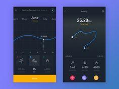 Sports  app by Eduard