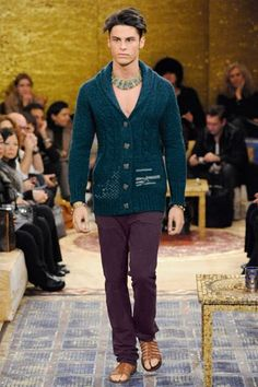 Chanel Byzantine Collection for Men   modern look men 3