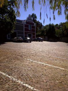 Loads of parking!