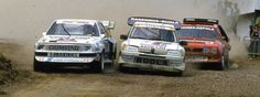 Group B Rallycross - thin