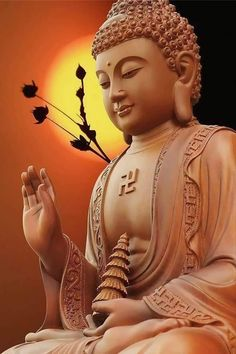 Gautama Buddha, Amitabha Buddha, Buddha Buddhism, Buddhist Art, Buddha Kunst, Buddha Zen, Buddha Garden, Buddha Tattoo Design, Buddha Tattoos