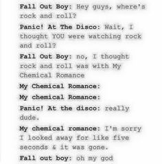 The Emo Quartet On Pinterest Emo Fall Out Boy And Panic
