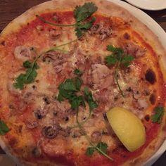 Pizza Meerefrüchte im riva tal in München. Lust Restaurants zu testen und Bewirtungskosten zurück erstatten lassen? https://www.testando.de/so-funktionierts