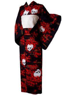 Gothic Kimono