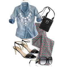 """""""Good to Go"""" by jcrewchick on Polyvore"""