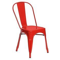 Replica Tolix Dining Chair by Replica Xavier Pauchard