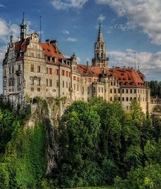 Schloss Sigmaringen, Germany (Von Micha Boland)