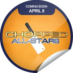 Check-in to @GetGlue to earn an exclusive Chopped All-stars sticker!  An all-new series premieres April 8 at 9p 8c.