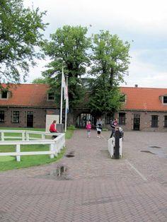 Nationaal Gevangenismuseum te Veenhuizen