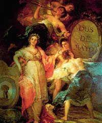 Goya durante la guerra de la Independencia
