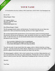 Cover Letter Template Modern Sample Trp Cover Letter For